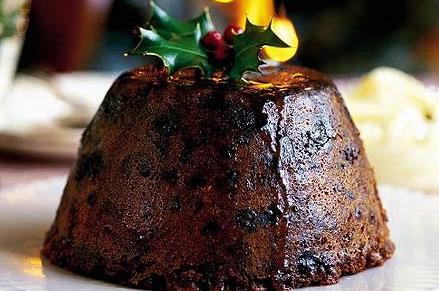 3rd December 2014: Christmas Dinner