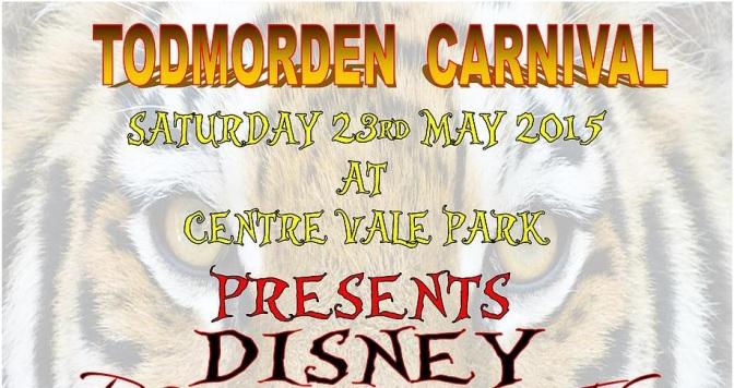 Todmorden Carnival 2015