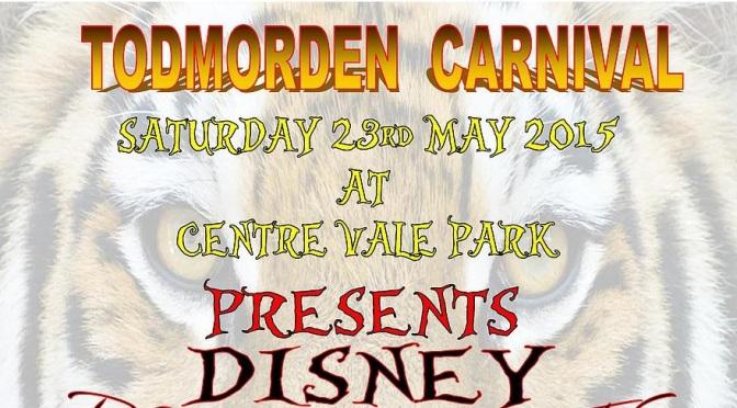 Sat 23 May: Todmorden Carnival