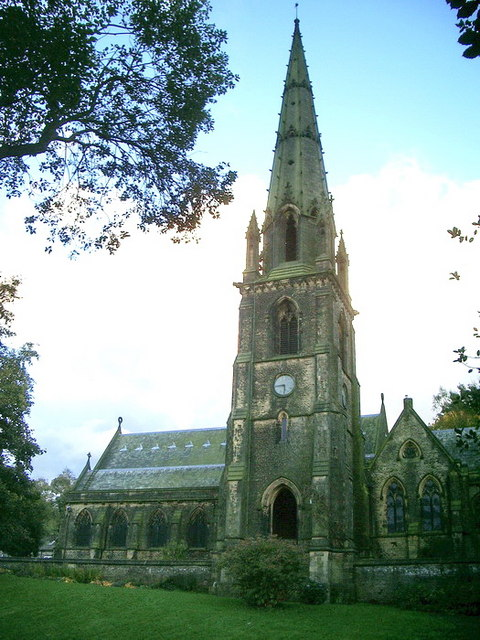 2 August: Picnic at Unitarian Church, Todmorden