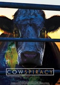 Cowspiracy poster