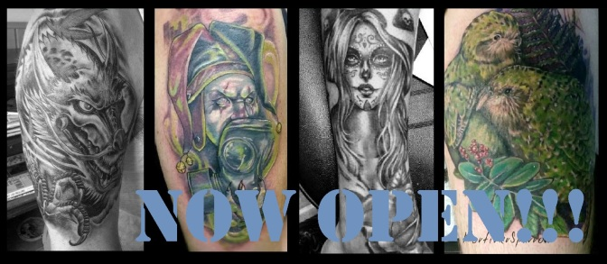 Squid Shock Tattoo Co
