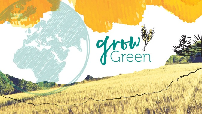 Grow Green Artwork