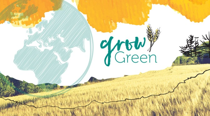 The Vegan Society: Tackle climage change and take action with Grow Green