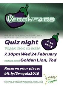 Veggheads February 2016