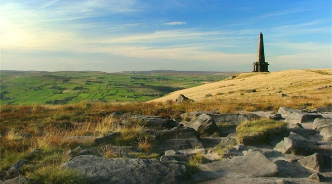 Stoodley Pike, by Loh93