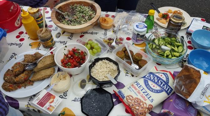 Unitarian 2015 pot luck: 01 savoury