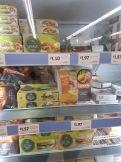 Morrisons Todmorden frozen savoury foods