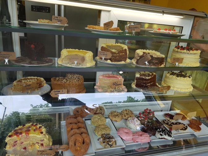 Probably the widest range of vegan cakes and desserts in Yorkshire — Steel City Cakes in Sheffield