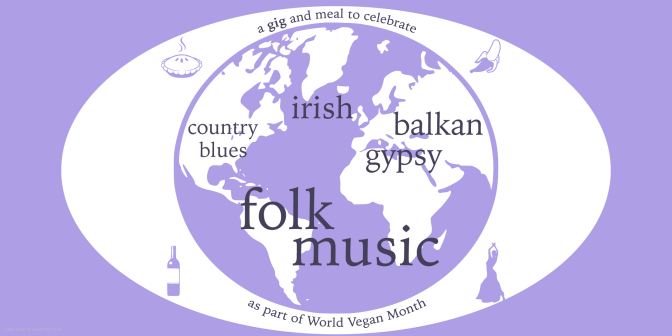 World Vegan Month gig