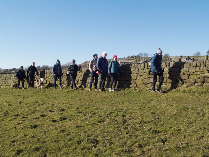 8 Apr: Walk Mytholmroyd – Cragg Vale