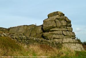 Great Rock, Todmorden (Tim Green)