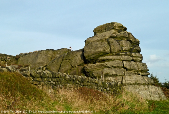 Great Rock, Todmorden (Tim Green)