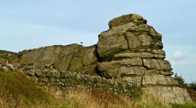 25 Feb: Walk Tod to Hebden Bridge via Great Rock, Blackshaw Head & Heptonstall