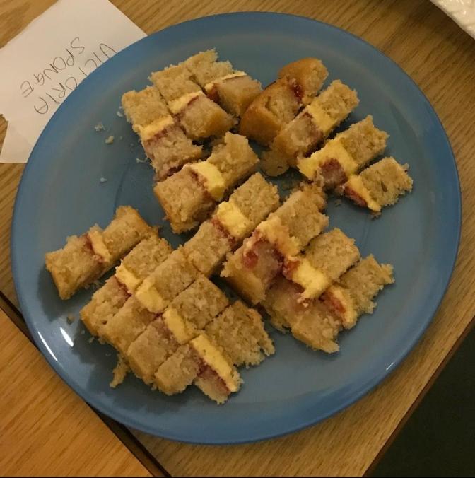 Vegan Victoria Sandwich