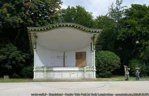 Bandstand by Betty Longbottom