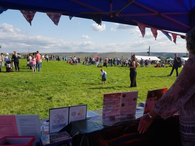 1 Sep: Blackshaw Head Fete: can you help?