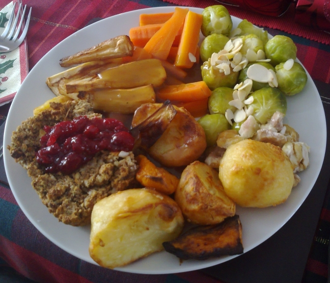 Infinitely Variable Festive Vegan Roast