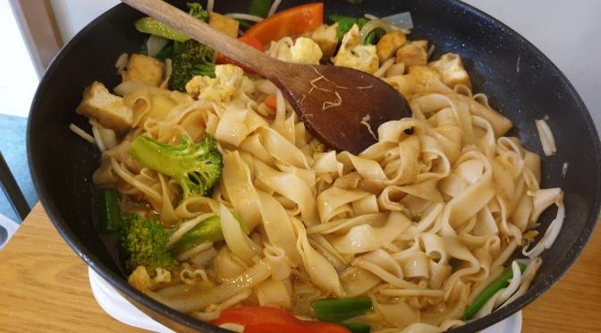 Thai Famous Street Noodle – Pad Thai