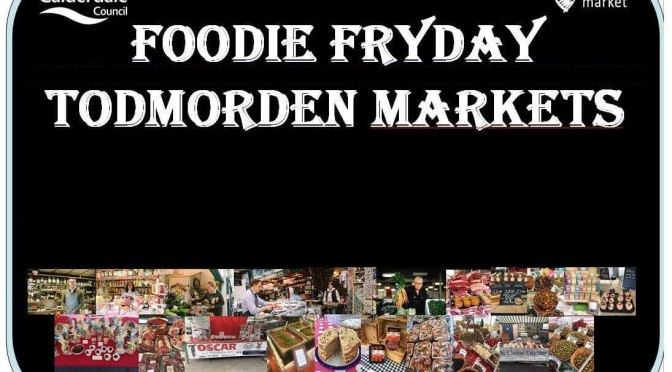 26 Jul: Foodie Friday stall at Tod market, can you help?