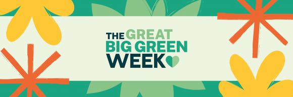 The Great Big Green Week logo